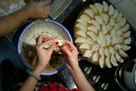 Chinese dumplings-jiao zi (China Photos/Getty Images)