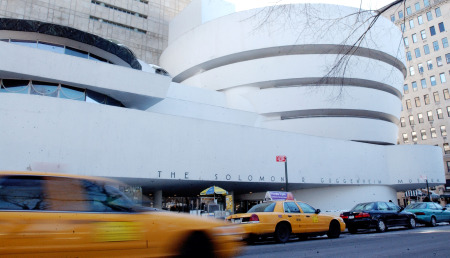 Solomon R. Guggenheim Museum (Stephen Chernin/Getty Images)