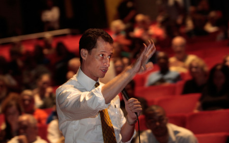 Rep. Anthony Weiner (Chris Hondros/Getty Images)