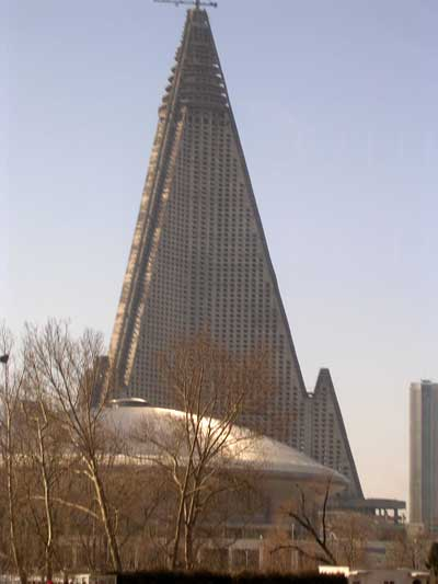 Pointy Russian Hotel