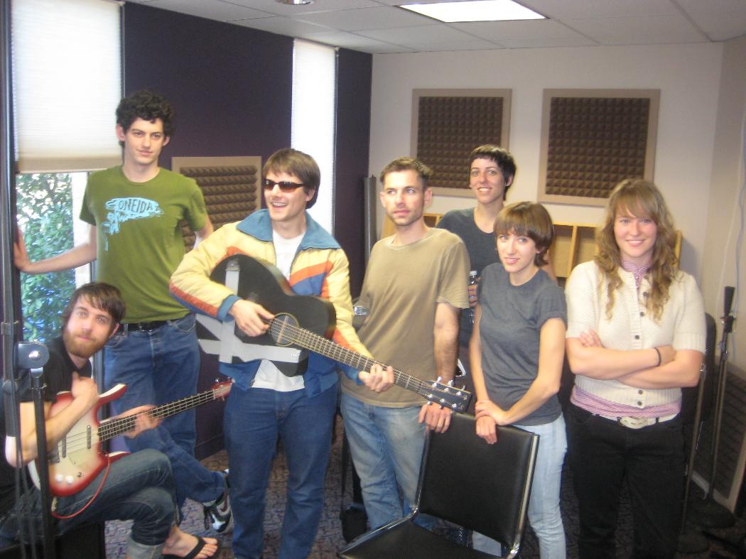 Soundcheck at SXSW 2008