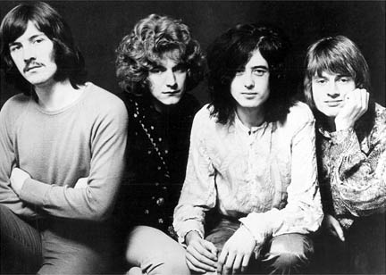 Led Zeppelin, 1969