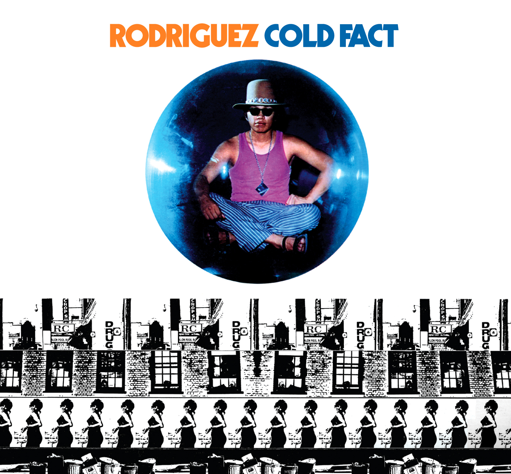 """Cold Fact"" album cover"