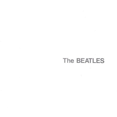 White Album cover by Richard Hamilton